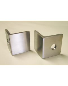Stainless Steel End Stops - Pair