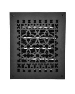 """10"""" x 8"""" Register & Grille with Screw Holes"""
