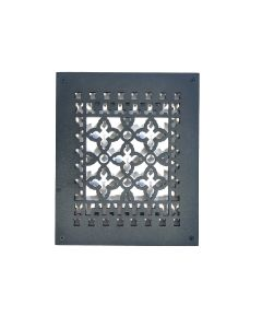 """10"""" x 8"""" Grille with Screw Holes"""