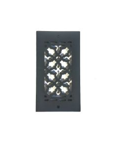 """8"""" x 4"""" Grille  with Screw Holes"""