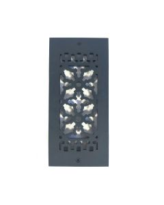 """10""""x 4"""" Grille  with Screw Holes"""