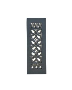 """14"""" x 4"""" Grille"""