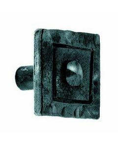 Iron Art Square Cabinet Knob