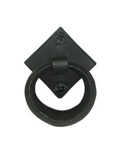 Iron Art Round Drop Pull