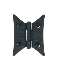 Rough Butterfly Hinge, Pair