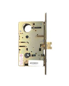 Handle & Lever Mortise Lock