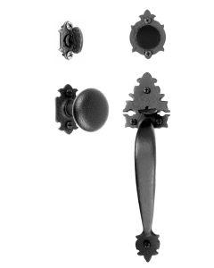 Large Warwick Handle & Knob Dummy Set