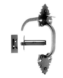 Small Double Warwick Single Handle Drop Latch Set